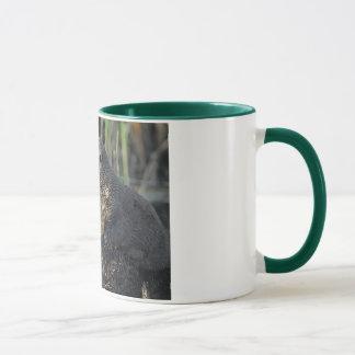 2匹の川カワウソ マグカップ