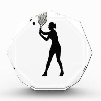 2月23日-演劇のテニス日-感謝日 表彰盾