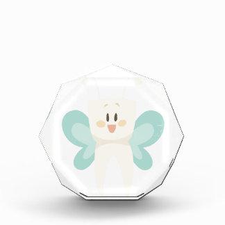 2月28日-歯の妖精日-感謝日 表彰盾