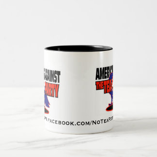 2調子AATTPのワシのマグ ツートーンマグカップ