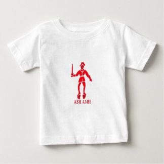 #2赤いロバーツバート ベビーTシャツ
