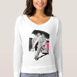 2道のために Tシャツ