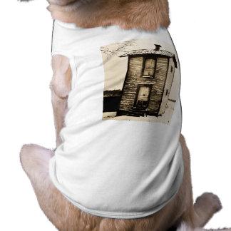 2階建ての離れ家-ヴィンテージ ペット服