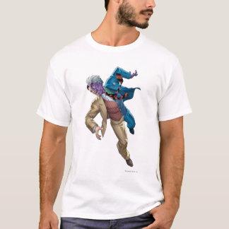 2顔の滝 Tシャツ