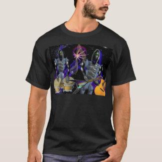 2馬蝿の幼虫の込み合い Tシャツ