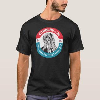 「20の大統領のためのCthulhu Tシャツ
