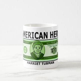 20ドル札のマグのハリエットTubman コーヒーマグカップ