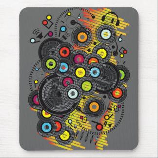 20世紀な音楽 マウスパッド