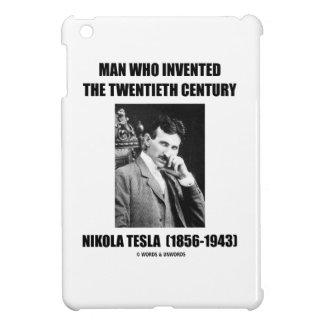 20世紀を発明したニコラ・テスラの人 iPad MINIケース