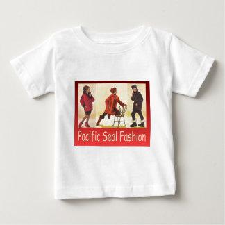 20世紀初頭のヴィンテージの広告 ベビーTシャツ