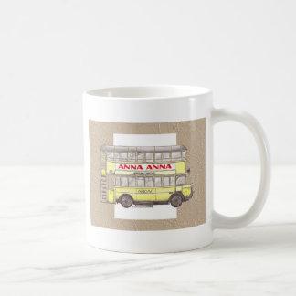 20年代のベルリンバス コーヒーマグカップ