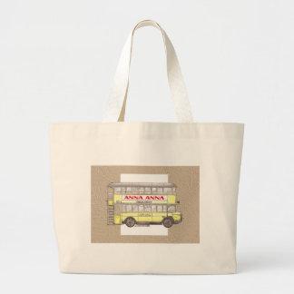 20年代のベルリンバス ラージトートバッグ