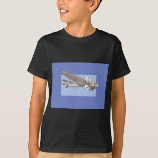 20年代の定期旅客機のぽんこつ自動車G-38 Tシャツ