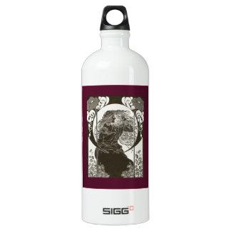 20年代アールヌーボー SIGG トラベラー 1.0L ウォーターボトル