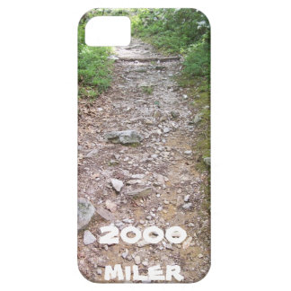 2000年のマイルレース選手のアパラチア山脈の道 iPhone SE/5/5s ケース