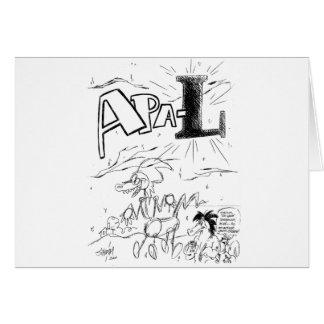 2001年からのMarc Schirmeister APA-Lカバー カード