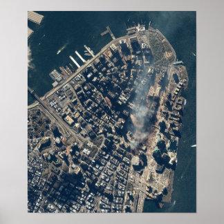 2001年9月11日後の世界貿易センター ポスター