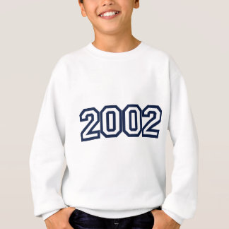 2002年の誕生年のTシャツ スウェットシャツ