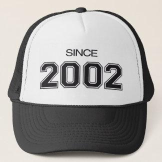 2002誕生日プレゼントのアイディア キャップ