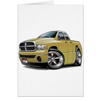 2003-08ラムのクォードのタンのトラック カード