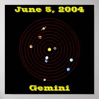 2004年6月5日ポスター ポスター