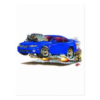 2004-06 GTOの青車 ポストカード