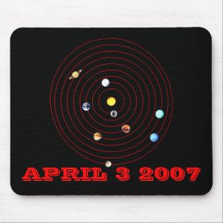 2007年4月3日 マウスパッド