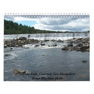2007月例写真のカレンダー カレンダー