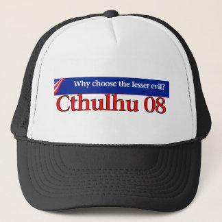 2008年に投票Cthulhu キャップ