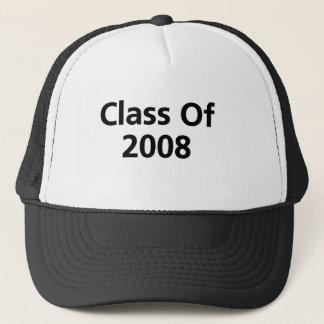 2008年のクラス キャップ