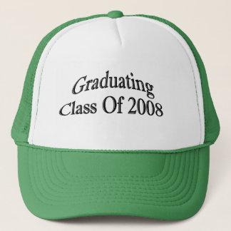 2008年の卒業クラス キャップ