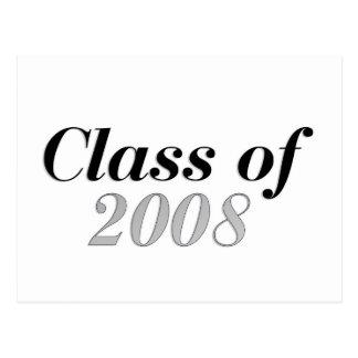 2008灰色のクラス ポストカード