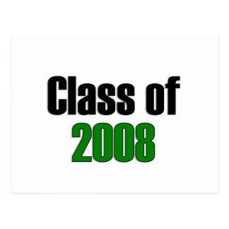 2008緑のクラス ポストカード