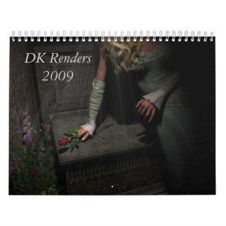 2009カレンダー カレンダー