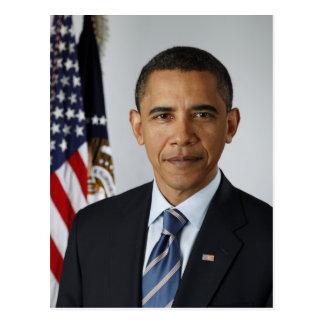 2009年にバラック・オバマ大統領 ポストカード