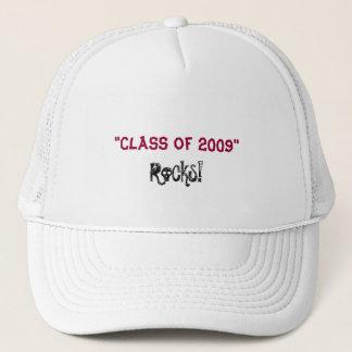 """""""2009年のクラス""""、石! -帽子 キャップ"""