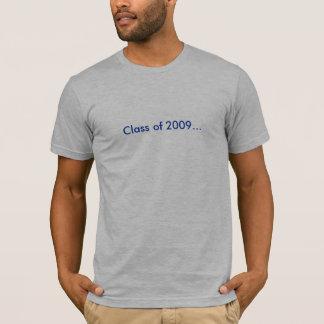 2009年のクラス… Tシャツ