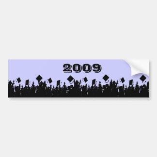 2009年のバンパーステッカーのクラスChooseBkGrdか年または色 バンパーステッカー