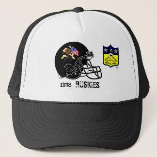 2009年のZima Ruskiesのヘルメットの帽子 キャップ