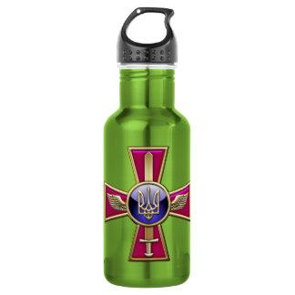 [200]ウクライナの空軍紋章 ウォーターボトル