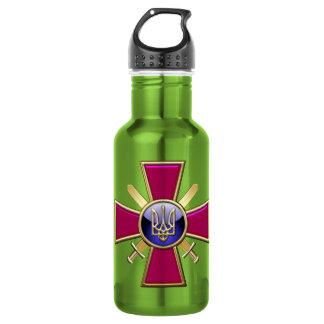 [200]ウクライナの陸軍の紋章 ウォーターボトル