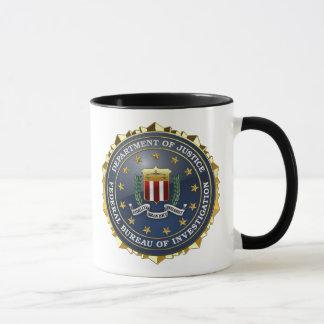 [200] FBIの特集号 マグカップ