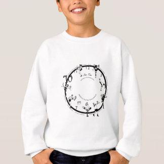 2010の込み合いの時間 スウェットシャツ