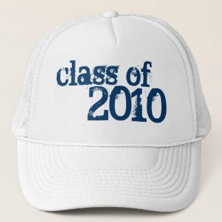2010年のクラスの キャップ
