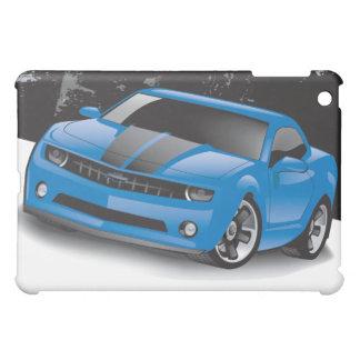 2010年のシボレー・カマロのiPadの場合 iPad Miniケース