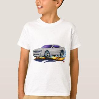 2010年のCamaroの銀製車 Tシャツ