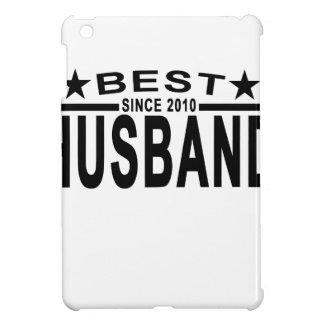 2010年のTシャツ以来の最も最高のな夫「.png iPad Miniケース