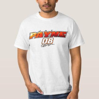 2010年を競争させているジェイPayne Tシャツ