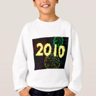 2010年 スウェットシャツ