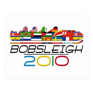 2010年: ボブスレー ポストカード